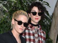 Kristen Stewart e a namorada, Annie Clark, vão a evento de moda nos EUA. Fotos!