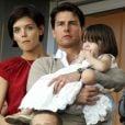 Tom Cruise estava sem ver a filha Suri, de 10 anos, há mil dias por causa de religião