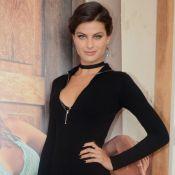 Isabeli Fontana leiloou vestido de casamento por R$ 14 mil: 'Achei pouco'