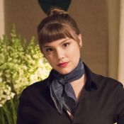 Alice Wegmann, de 'A Lei do Amor', tem o cabelo mais pedido da Globo: 'Moderno'