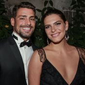 Cauã Reymond e namorada, Mariana Goldfarb, estão morando juntos há mais de 1 mês