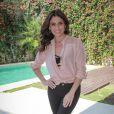 Giovanna Antonelli tem seus defeitos listados pela governanta: ' É preguiçosa e dá trabalho para sair da cama'