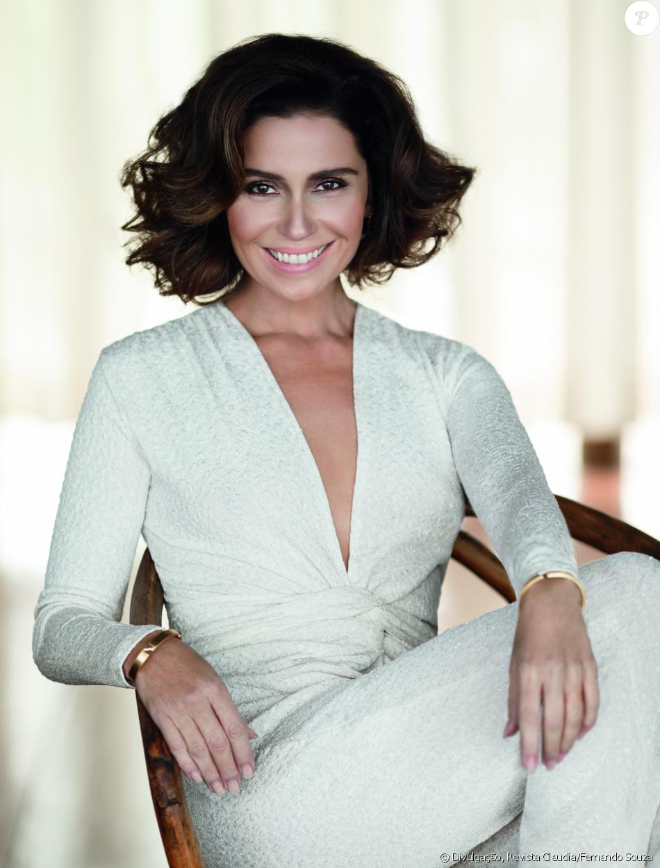 Giovanna Antonelli se considera controladora, como contou em entrevista à revista 'Claudia', divulgada nesta sexta-feira, dia 28 de outubro de 2016