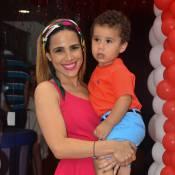 José Marcus, filho de Wanessa, completa 2 após comemoração antecipada