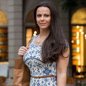 Viviane Araujo define sua personagem na novela 'Rock Story': 'Fofoqueira'