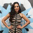 A cantora Anitta afirmou que  não se abala com os comentários dos haters