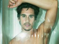 Nicolas Prattes, de 'Rock Story', posa de cueca e exibe abdômen sarado. Fotos!