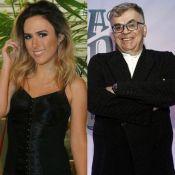 Walcyr Carrasco nega convite a Tatá Werneck para novela: 'Não tenho sinopse'