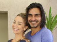 Danielle Winits surge 'grávida' em clipe com o marido, André Gonçalves. Fotos!