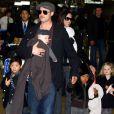Brad Pitt encontrou apoio nos filhos após separação de Angelina Jolie
