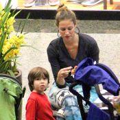 Luana Piovani quer deixar o país: 'Não quero meus filhos em condomínio fechado'