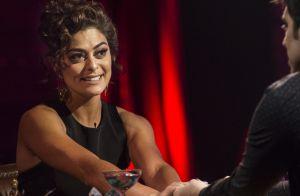 Juliana Paes admite atração por mulheres: 'Tem umas que dá vontade de tocar'