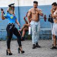 Valesca Popozuda abusa da sensualidade no clipe da música 'Viado'