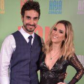 Angélica pergunta se Gabriel Godoy viveu affair com Tatá Werneck: 'Só na TV'