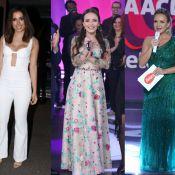 Veja looks de Anitta, Larissa Manoela, Eliana e mais famosas no 'Teleton'. Fotos