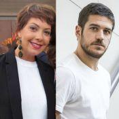 Fabiula Nascimento evita comentar beijo em Marco Pigossi: 'História muito nossa'