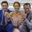 Tancinha (Mariana Ximenes) escolheu Apolo (Malvino Salvador) e dispensou Beto (João Baldasserini)