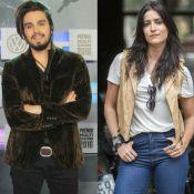 Luan Santana nega interesse na atriz Maria Joana:'Gente boa, mas só conversamos'