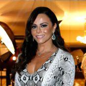 Viviane Araújo, de 'Rock Story', adere ao pole dance: 'Não é só fazer a sexy'
