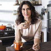 Paola Carosella ingressou na culinária com apenas 10 anos: 'Nasci para cozinhar'
