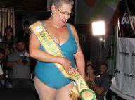 Dona Geralda vence concurso Miss Bumbum: 'Valorizar mulheres da minha idade'