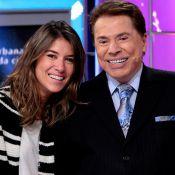 Filha de Silvio Santos estreia como apresentadora e web aponta: 'Ainda tímida'