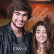 Namoro de Rafael Vitti, ator de 'Rock Story', e Julia Oristanio acabou por ciúme