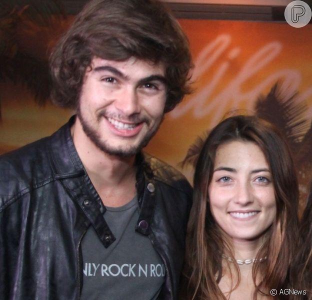 Rafael Vitti terminou namoro de oito meses com Julia Oristanio por atriz ser ciumenta