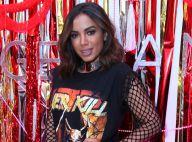 Anitta agita festa como DJ e chama atenção por bota transparente. Veja look!