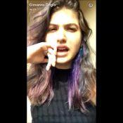 Giovanna Grigio rebate críticas ao ser chamada de rebelde: 'Mesma pessoa'. Vídeo