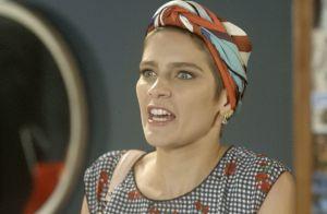 'A Lei do Amor': Helô diz a Tiago ter visto Isabela e Letícia se desespera