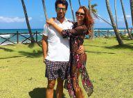 Marina Ruy Barbosa e Xande Negrão celebram 10 meses de namoro em viagem à Bahia