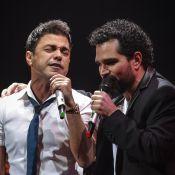 Zezé Di Camargo e Luciano fazem show em São Paulo após suposto desentendimento