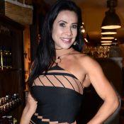Scheila Carvalho usa botox há 15 anos: 'Desde os 28, mas só na testa'
