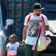 'gente ter que ser intolerante em relação ao preconceito', disse Bruno Gagliasso, pai da pequena Títi