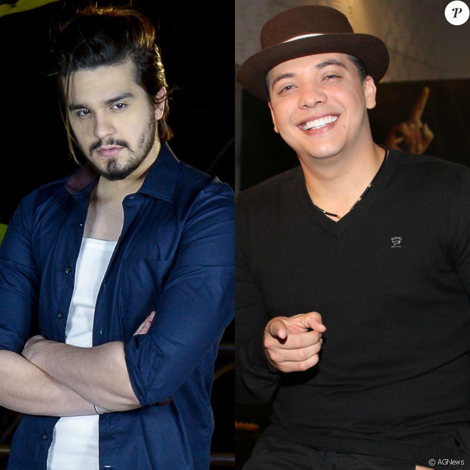 Luan Santana está sendo boicotado pela produtora de Wesley Safadão, dizem pessoas da equipe do sertanejo, segundo a coluna 'Retratos da Vida', do jornal 'Extra', nesta terça-feira, 15 de novembro de 2016