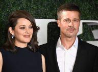 Marion Cotillard lembra cena de sexo com Brad Pitt em filme: 'Mergulhamos'