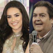 Kéfera Buchmann se convida para 'Domingão', falta gravação e irrita Fausto Silva