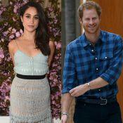 Namorada de Príncipe Harry teme que fotos nadando nua com ex-marido vazem