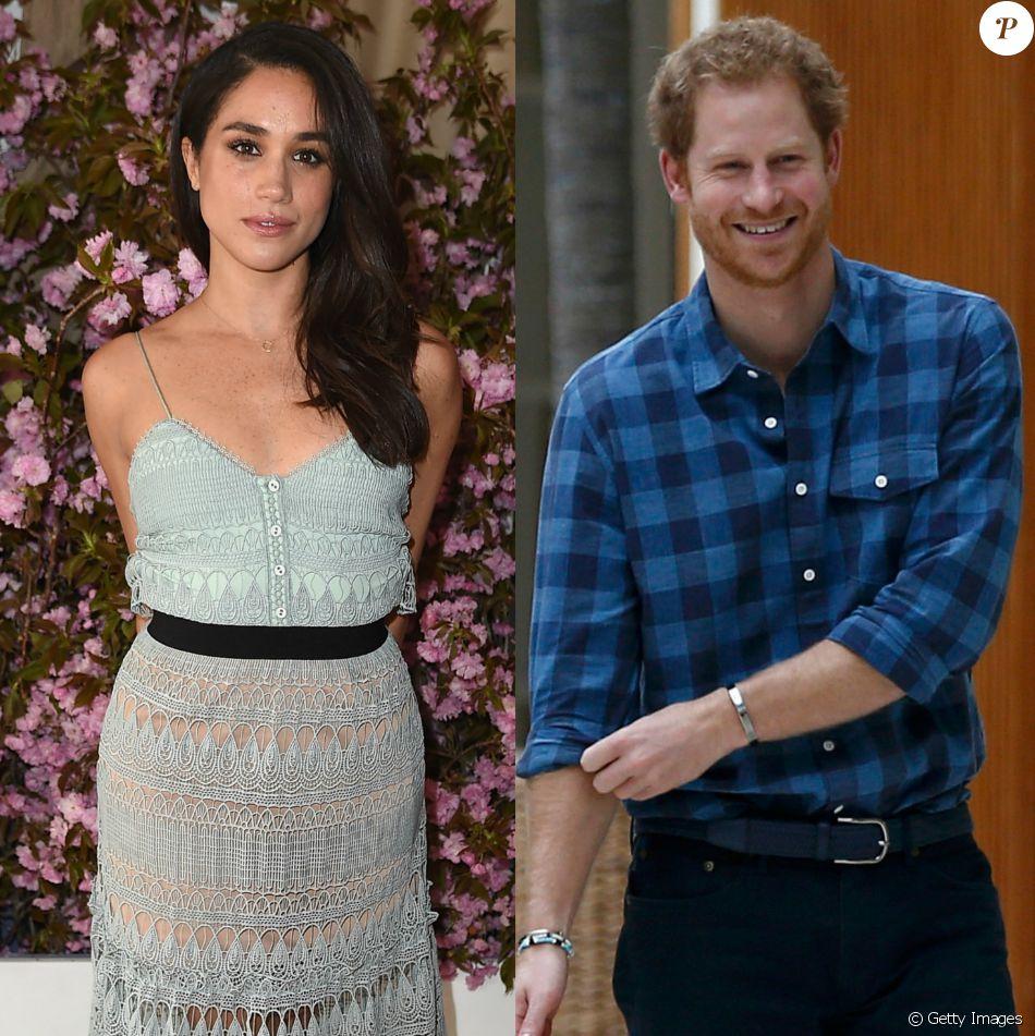 Namorada de Príncipe Harry,  Meghan Markle  teme que fotos nadando nua com ex-marido vazem