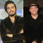 Assessoria de Luan Santana nega mal-estar entre ele e Wesley Safadão: 'Amigos'