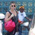 Giovanna Ewbank postou foto com a filha, Títi, em sua rede social na tarde desta quarta-feira, 16 de novembro de 2016