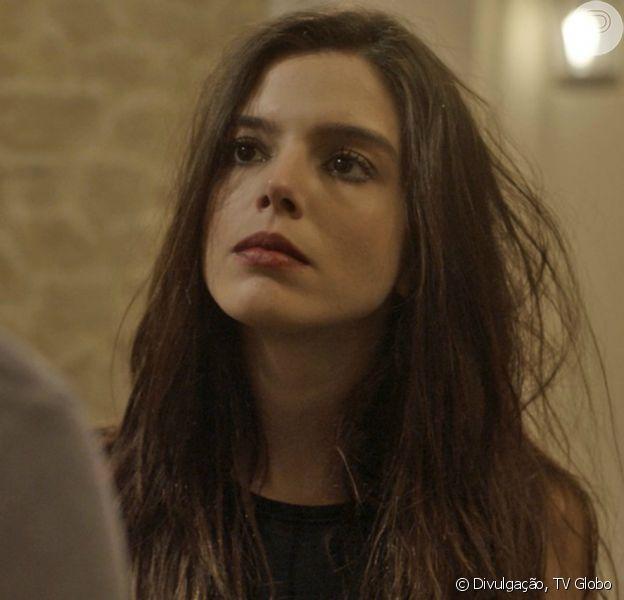 Milena (Giovanna Lancellotti) confronta Ralf (Henri Castelli), na novela 'Sol Nascente', a partir de 19 de novembro de 2016