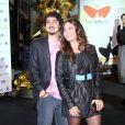 Fabíula terminou recentemente seu namoro de um ano com George Sauma, 10 anos mais jovem que a atriz