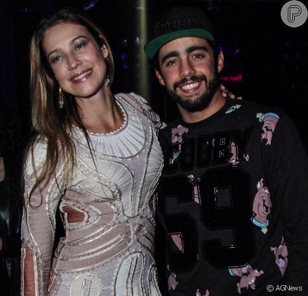 Luana Piovani elogia Pedro Scooby, após reatar casamento, em postagem nesta quinta-feira, dia 17 de novembro de 2016