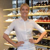Ana Hickmann lança sapatos e relembra passado: 'Quando comecei como marca'