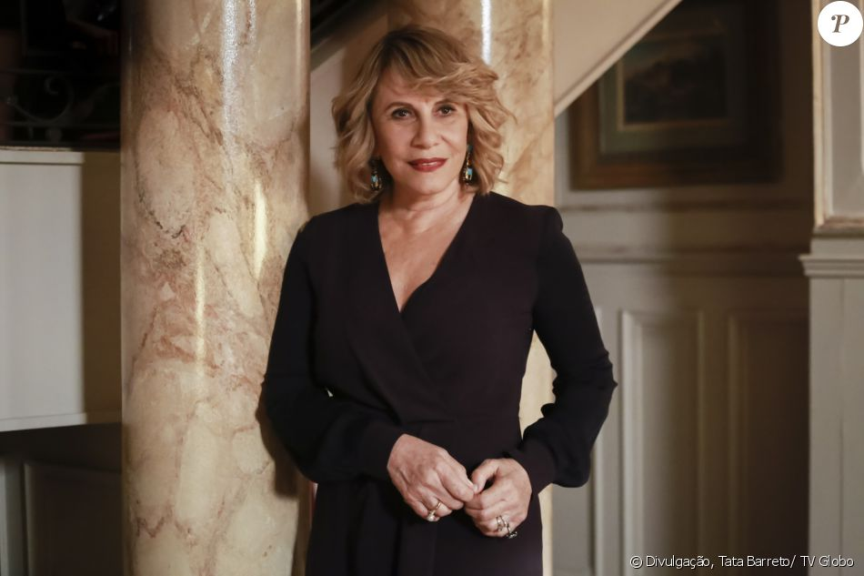Renata Sorrah interpretou Nora, em 'A Regra do Jogo', mulher do chefe da facção da trama, Gibson (José de Abreu)