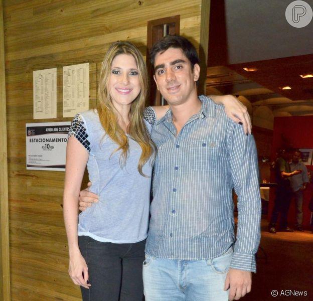 Adnet é casado com a também humorista Dani Calabresa. Os dois ainda não tem planos para ser pais