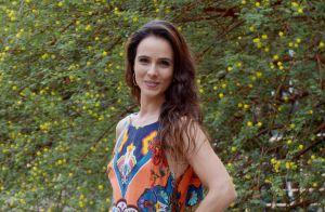 Miriam Freeland indica ponto comum com Raabe da novela 'A Terra Prometida': 'Fé'