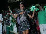 Carnaval 2017: Quitéria Chagas é coroada rainha do Império Serrano, no Rio
